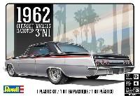 レベルカーモデル1962 シボレー インパラ SS ハードトップ 3'n1