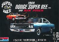 1969 ダッジ スーパービー 440 シックスパック 2in1