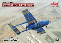 セスナ O-2A アメリカ海軍