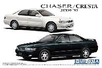トヨタ JZX90 チェイサー/クレスタ アバンテ・ルーセント/ツアラー '93
