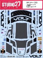 スタジオ27ツーリングカー/GTカー オリジナルデカールフォード マスタング GT4 #7 IMSA ロードアメリカ 2018 デカール