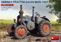 ミニアート1/35 ミニチュアシリーズドイツ トラクター D8506 1937年製