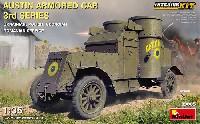 ミニアートWW1 ミリタリーミニチュアオースチン装甲車 3型 (ウクライナ/ポーランド/ジョージア/ルーマニア) インテリアキット