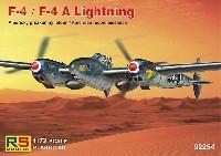 F-4/F-4A ライトニング アルジェリア 1943