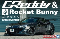 ZN6 トヨタ 86 '12 GREDDY & ROCKET BUNNY VOLK RACING Ver. (トヨタ)