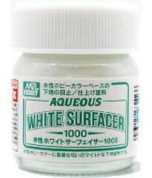 水性ホワイトサーフェイサー 1000