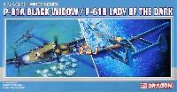 P-61A ブラック ウィドウ / P-61B レディ・オブ・ザ・ダーク 2in1