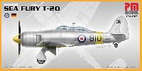 ホーカー シーフューリー T-20