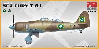 ホーカー シーフューリー T-61