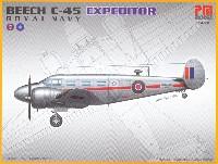 ビーチ C-45 エクスペディター ロイヤルネイビー