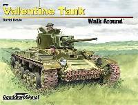 バレンタイン戦車 ウォークアラウンド