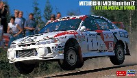三菱 ランサー エボリューション 4 1997 フィンランドラリー ウィナー