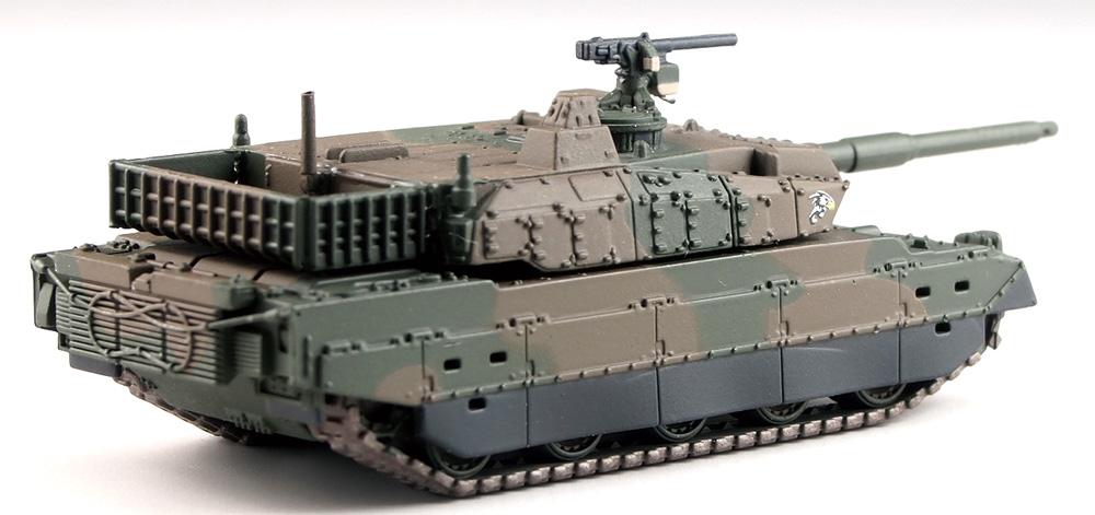 陸上自衛隊 10式戦車 (3両入り)プラモデル(ピットロード1/144 スモールグランドアーマー シリーズNo.SGK003)商品画像_3
