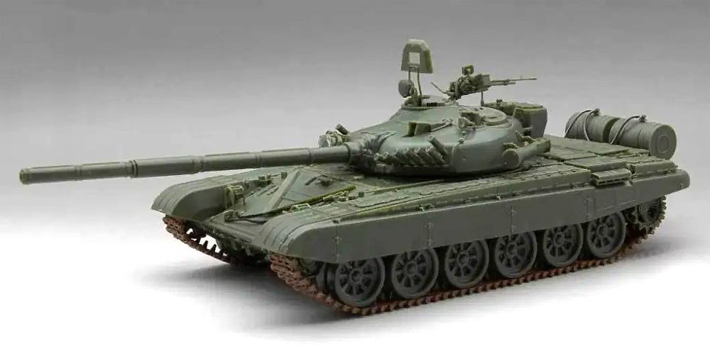 ロシア陸軍 戦車 T-72M フルインテリアプラモデル(アミュージングホビー1/35 ミリタリーNo.35A038)商品画像_1