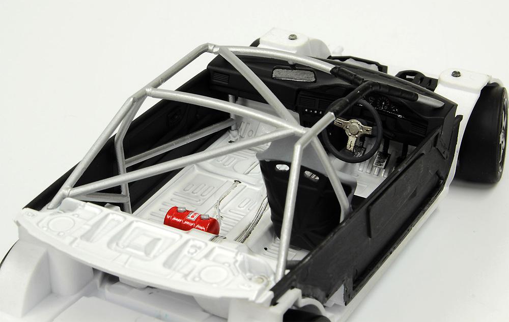トヨタ カローラ レビン AE92 1989 スパ24時間レースプラモデル(NuNu1/24 レーシングシリーズNo.PN24016)商品画像_4