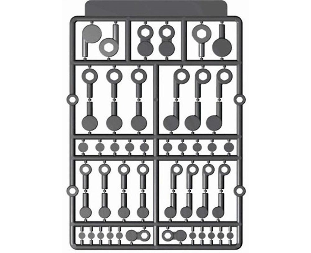 ディスクジョイント ダークグレイジョイント(ホビーベース関節技No.PPC-Tn101)商品画像_1