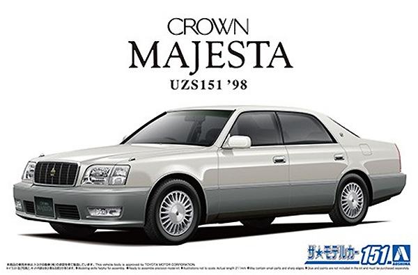 トヨタ UZS151 クラウン マジェスタ Cタイプ