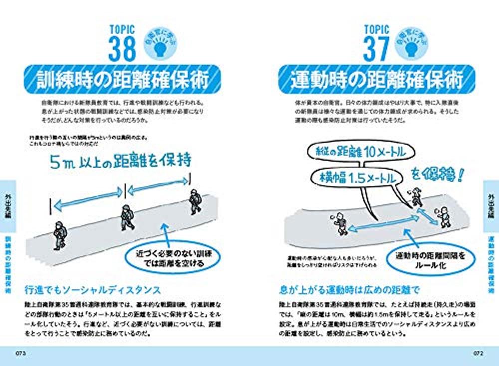 自衛隊 感染予防BOOK本(イカロス出版イカロスムックNo.0966-3)商品画像_3