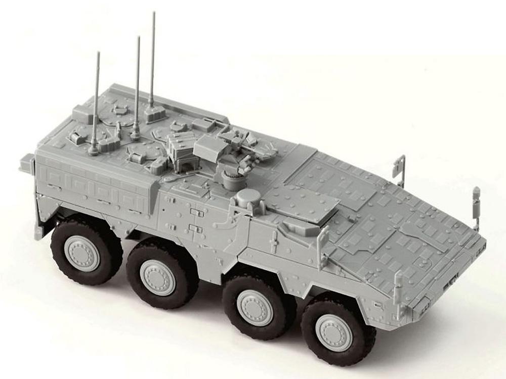 GTK ボクサー A2 装輪装甲車プラモデル(ドラゴン1/72 ARMOR PRO (アーマープロ)No.7680)商品画像_2