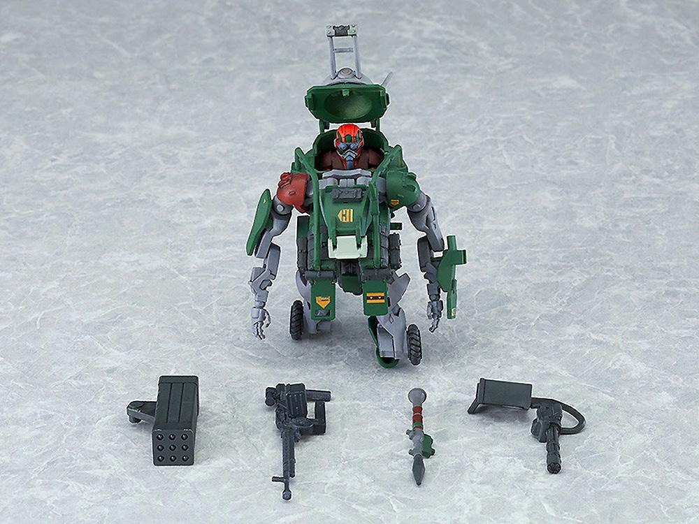 RSC装甲騎兵型 エグゾフレームプラモデル(グッドスマイルカンパニーMODEROID (モデロイド)No.139213)商品画像_1