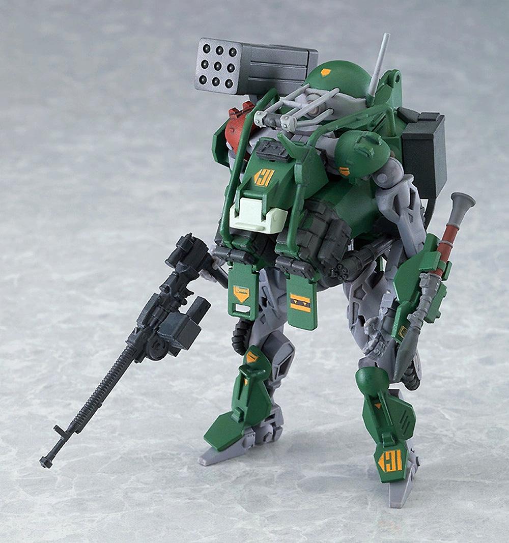 RSC装甲騎兵型 エグゾフレームプラモデル(グッドスマイルカンパニーMODEROID (モデロイド)No.139213)商品画像_2