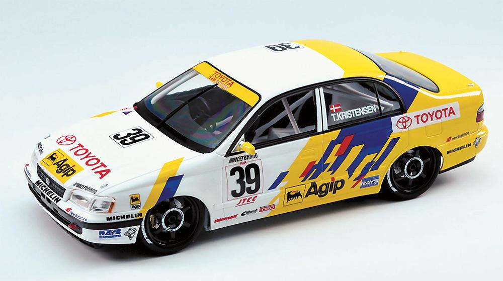 トヨタ コロナ ST191 1994 JTCC インターナショナル 鈴鹿500km ウィナープラモデル(NuNu1/24 レーシングシリーズNo.PN24020)商品画像_2