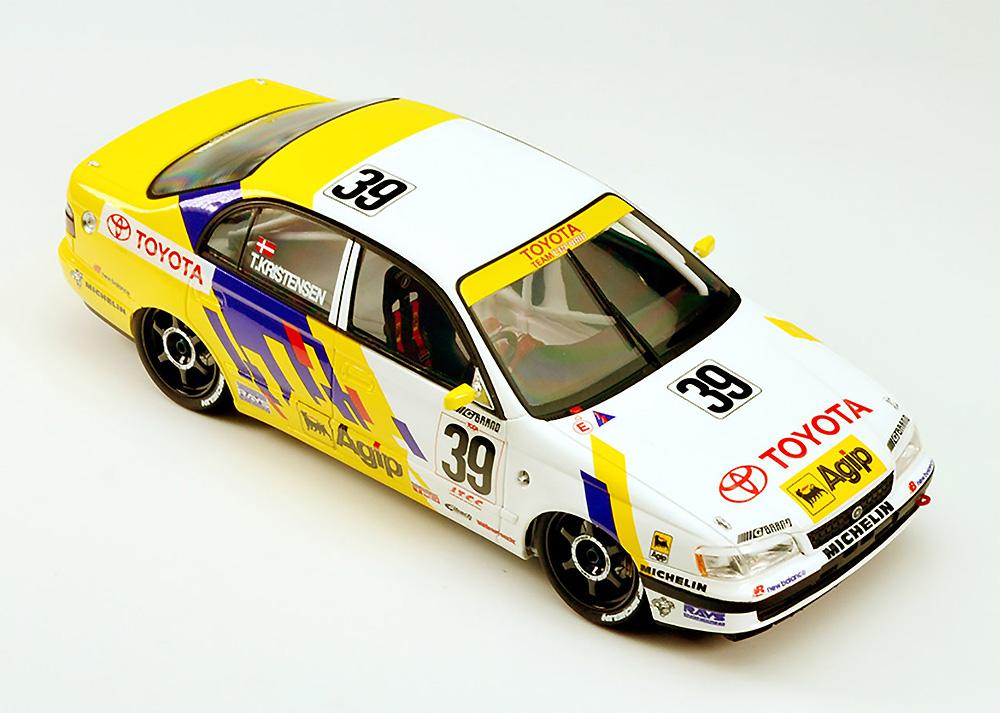 トヨタ コロナ ST191 1994 JTCC インターナショナル 鈴鹿500km ウィナープラモデル(NuNu1/24 レーシングシリーズNo.PN24020)商品画像_4