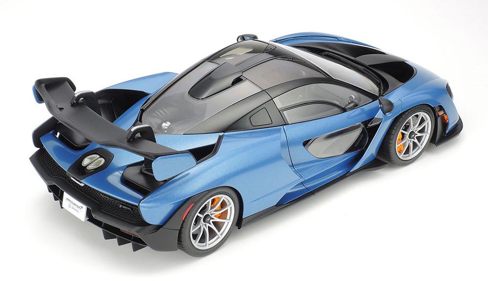 マクラーレン セナプラモデル(タミヤ1/24 スポーツカーシリーズNo.355)商品画像_4