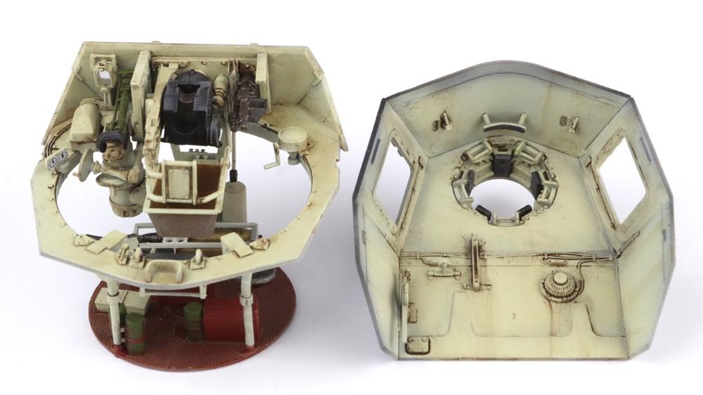 4号戦車H型 フォマーク社製 初期型 1943年5月 インテリアキットプラモデル(ミニアート1/35 WW2 ミリタリーミニチュアNo.35298)商品画像_3