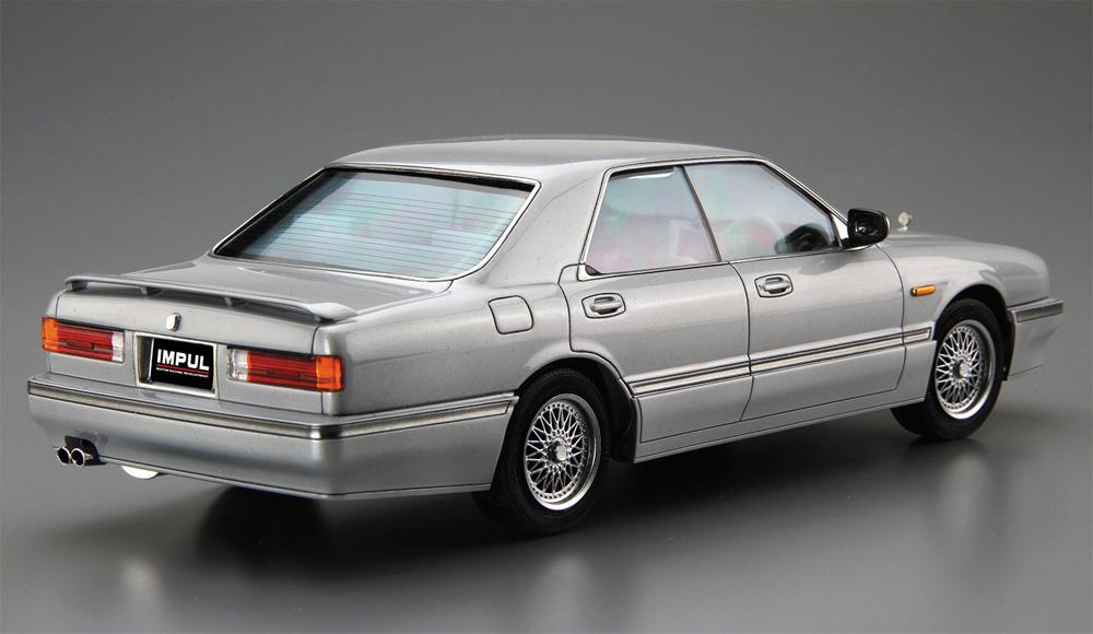 インパル Y31 シーマ 731S '89プラモデル(アオシマ1/24 ザ・モデルカーNo.031)商品画像_3