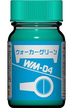 WM-04 ウォーカーグリーン塗料(ガイアノーツザブングルカラーNo.27314)商品画像