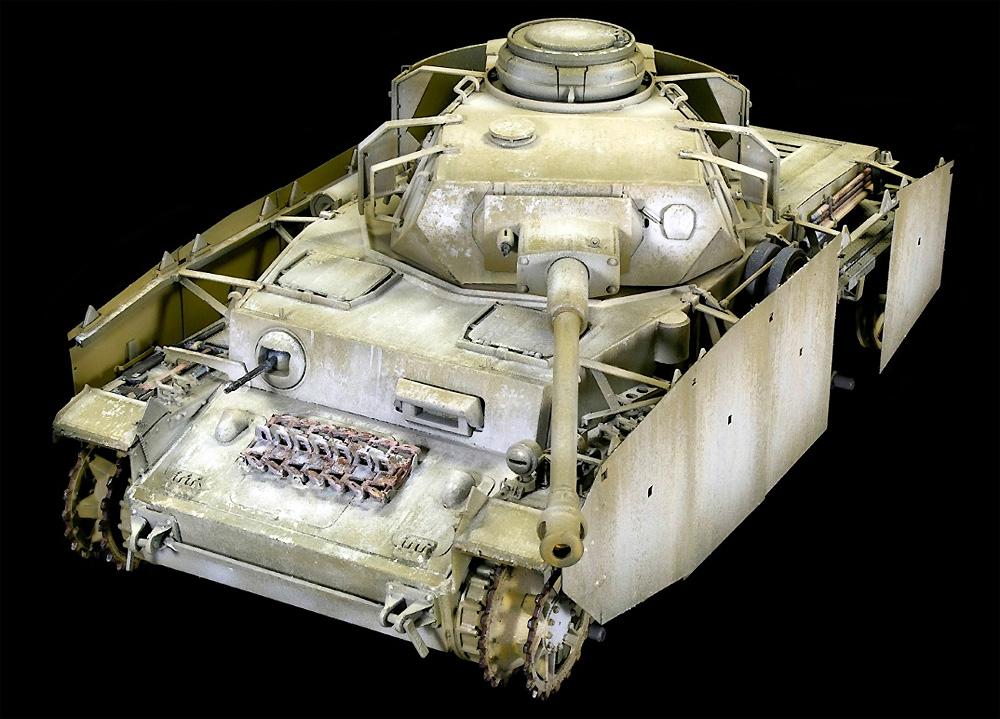 Pz.Kpfw.4 4号戦車H型 クルップ製 中期型 1943年8-9月 インテリアキットプラモデル(ミニアート1/35 WW2 ミリタリーミニチュアNo.35330)商品画像_4