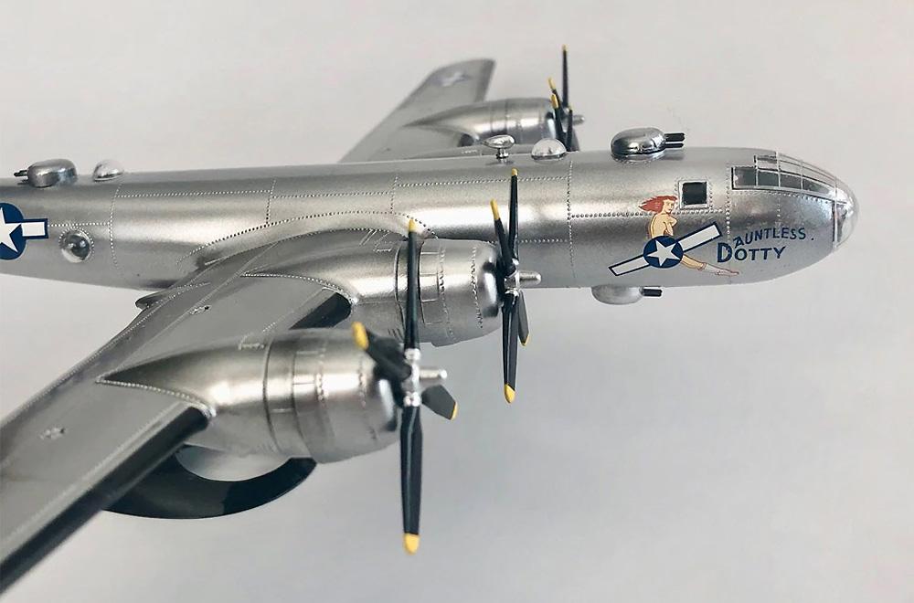 ボーイング B-29 スーパーフォートレス w/スイベルスタンドプラモデル(アトランティスプラスチックモデルキットNo.H208)商品画像_4