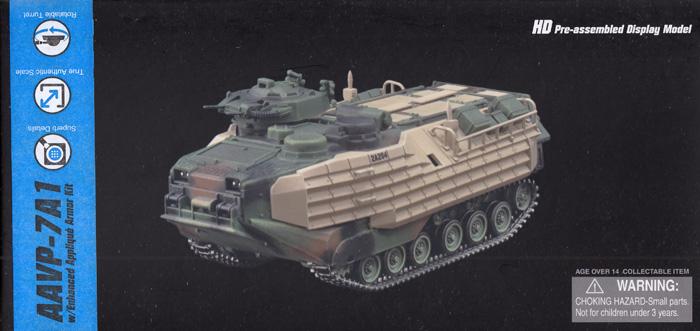 アメリカ海兵隊 AAVP-7A1 w/EAAK装備 迷彩完成品(ドラゴン1/72 NEO DRAGON ARMOR (ネオ ドラゴンアーマー)No.63073)商品画像