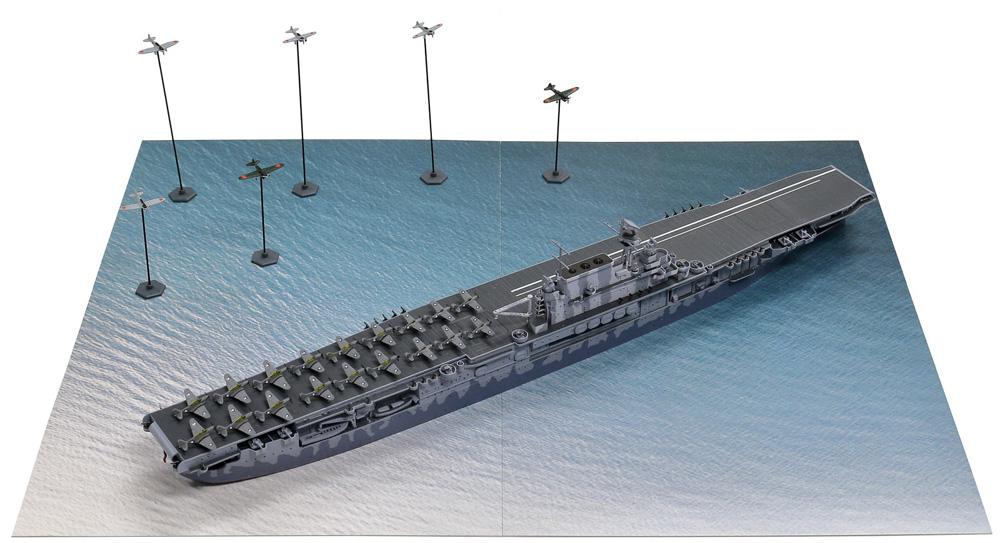 南太平洋海戦 (CV-8 ホーネット VS 日本海軍航空隊)プラモデル(ピットロードスカイウェーブ S シリーズNo.SPS014)商品画像_2