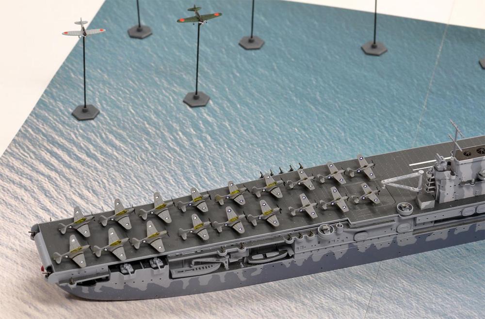 南太平洋海戦 (CV-8 ホーネット VS 日本海軍航空隊)プラモデル(ピットロードスカイウェーブ S シリーズNo.SPS014)商品画像_3