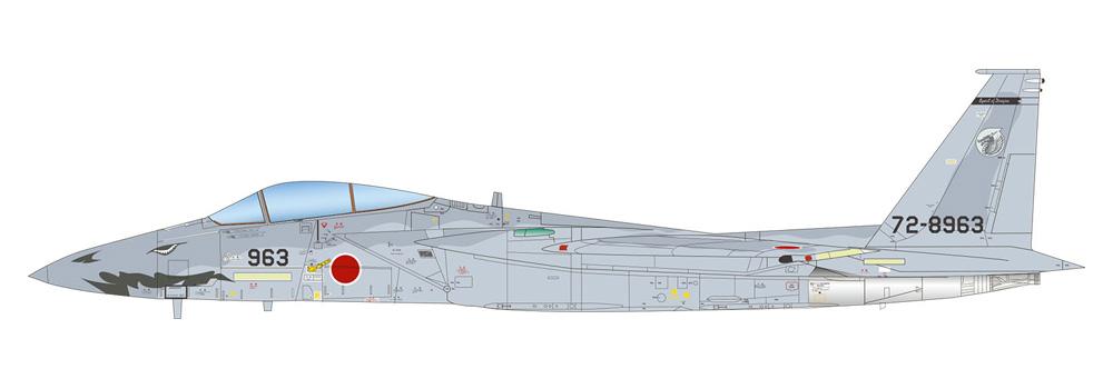 航空自衛隊 F-15J イーグル 2003戦競 第303飛行隊 白龍プラモデル(プラッツ航空自衛隊機シリーズNo.AC-043)商品画像_3