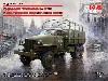 スチュードベイカー US6 カーゴトラック w/ソビエト ドライバー