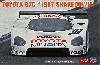 トヨタ 87C 1987 シェイクダウン