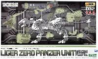 ライガーゼロ専用 パンツァーユニット マーキングプラスVer.