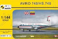 MARK 1MARK 1 modelsアブロ HS.748/BAE.748 バッジ