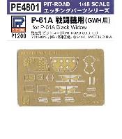 P-61A ブラックウィドゥ 戦闘機用 (GWH用)