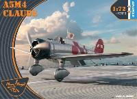 クリアープロップ1/72 スケールモデルA5M4 96式4号艦上戦闘機