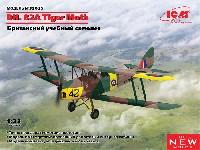 デ・ハビランド DH.82A タイガーモス イギリス練習機