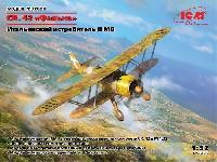 フィアット CR.42 ファルコ WW2 イタリア戦闘機