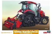 ヤンマー トラクター YT5113A デルタクローラ/ロータリー仕様