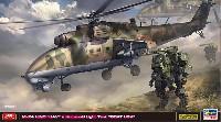 Mi-24 ハインド UAV & 人型軽戦車 ゴート UGV