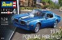 レベルカーモデル1970 ポンティアック ファイアーバード