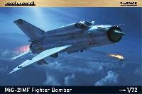 MiG-21MF 戦闘爆撃機