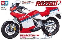 タミヤ1/12 オートバイシリーズスズキ RG250γ (ガンマ) フルオプション